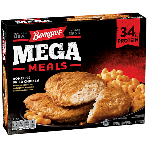Mega Food Product Review