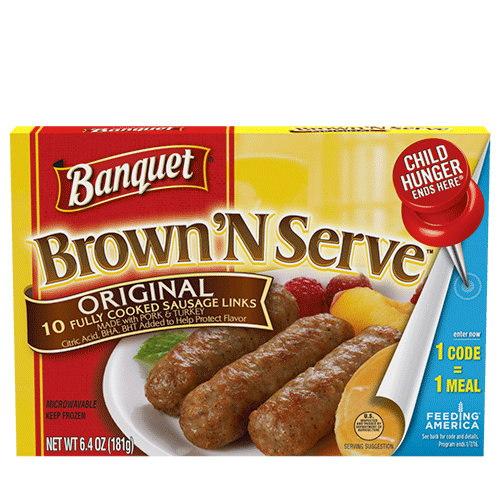 Brown N Serve Original Sausage Links