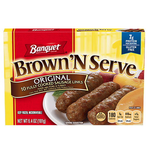 Brown 'N Serve Original Sausage Links