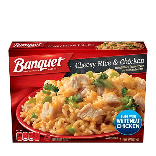 The Best Frozen Meals And Snacks For Your Family | Banquet