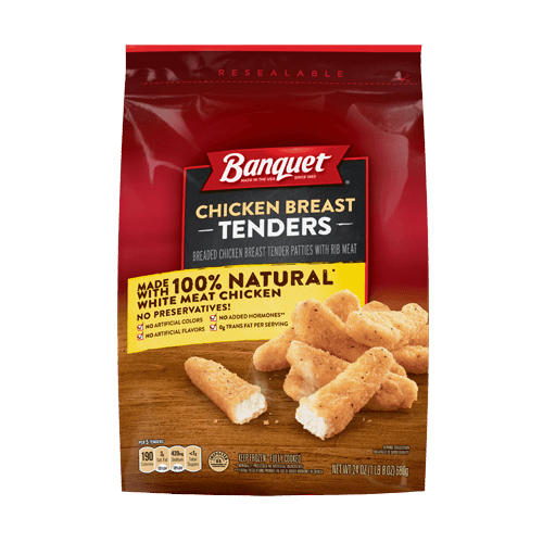 Chicken Breast Tenders (Bag)