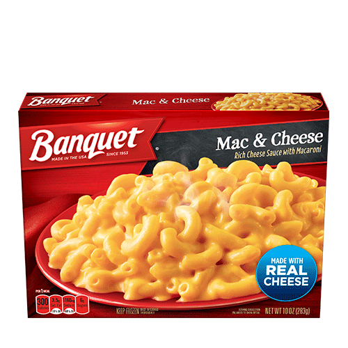 Mac & Cheese Meal