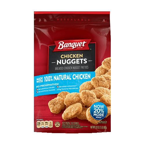 Original En Nugget Bag